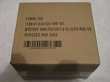 Funko Mystery Minis Fallout 4 Sealed Case GameStop exclusive Action figure vinyl