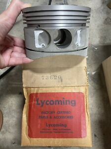 Lycoming Continental Piston