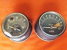 Honda SL125 Gauge Speedometer Tachometer