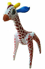 Inflatable Blow up Giraffe Parties Celebrations Costume Parties Dress up Games