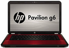 Hp Pavilion G6  15.6 Intel Core i3-2330M CPU 2.20 GHz 6GB RAM 320 HDD