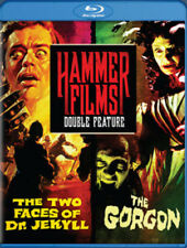 Hammer Films Double Feature: The Two Faces of Dr. Jekyll / The Gorgon [New Blu-r