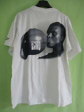 Tee Shirt Basket SHAQ Shaquille O'Neal vintage Reebok Basketball USA Shirt - XL