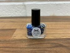 Ciate London Paint Pot Mini Nail Sequins in Tinsel Trail (Black and Blue) 5ml