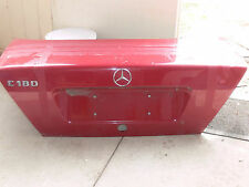 BOOT LID FOR MERCEDES C CLASS W202 2/94-8/01 (Wrecking whole car)