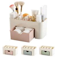 Cosmetic Makeup Case Desktop Storage Organizer Box Drawer Holder Perfume Women