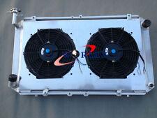 3 ROW Radiator+Shroud+FAN NISSAN Patrol GQ 2.8 4.2 DIESEL TD42 & 3.0 PETROL Y60