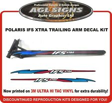1999 POLARIS XLT CLASSIC IFS XTRA Reproduction Trailing Arm Decals  rmk touring