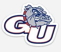 Gonzaga Bulldog Logo Custom MAGNET For Fridge or Toolbox College
