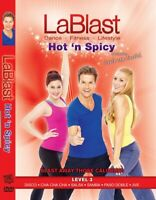 "LaBlast Level 3 DVD ""Hot 'n Spicy"""