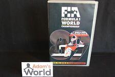 """Duke VHS Video """"FIA Formula 1 World Championship 1989"""" (MM1)"""
