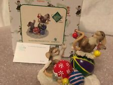 """Charming Tails """"YOU ADD A WHOLE NEW SPIN TO FUN"""" SIGNED BY DEAN GRIFF NIB"""