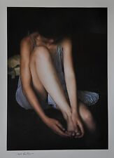 David Hamilton Ltd. Ed. Photo Poster Art Print 50x70cm Signiert Signed 70er/80er