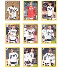Panini WM 2018 MC Donalds komplett Sticker M1 - M9 World Cup WC 18