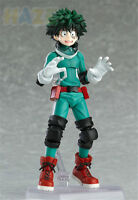 Izuku Midoriya Toys My Hero Academia Figma 323 Action Figure Model Collection