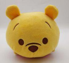 "2017 Authentic Disney Store Small Tsum Tsum Winnie the Pooh 7"" plush toy new"