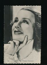 Film Theatre NORMA SHEARER c1920/30s French RP PPC