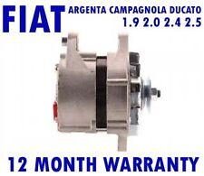 Fiat 132 Argenta Ducato campgnola 1.9 2.4 2.5 1974 1975 - 1994 Alternador