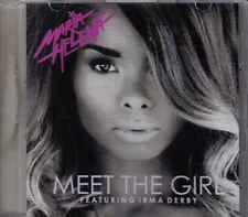 Maria Helena-Meet The Girl Promo cd single