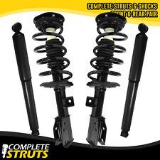 2010-2013 GMC Terrain Front Quick Complete Strut Assemblies & Rear Shocks Bundle