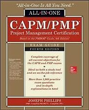 CAPM / PMP Project Management Certification All-in-One Exam Guide, Hardcover ...