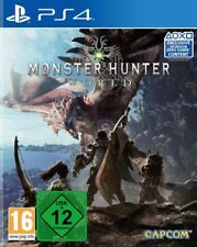 Monster Hunter World PS4 Spiel *NEU OVP* Playstation 4