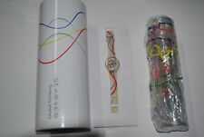2007 Swatch watch SUJZ400 PACK GLOBAL THINKING SPECIAL PACKAGING CLUB COLLECTOR