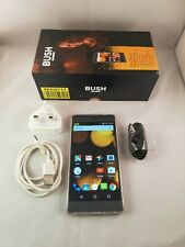 "Bush Spira B3 5.5-Display 5.5""-Octa Core-Dual Sim- Android 6.0-Unlocked-Boxed-4G"