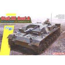 Dragon #6860 1/35 StuG.III Ausf.A. Michael Wittmann, LAH Division (Barbarossa)