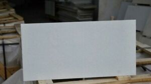 Crystal Ice WHITE Marble Stone Floor Tiles 610x406x12mm - £39.95 per m2