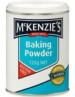 McKenzie's Baking Powder 125gm