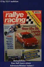 Rallye Racing 5/95 Alfa GTV Mitsubishi 300 GT Fiat Coup