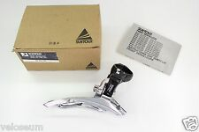 NOS Suntour Front Derailleur 31.8 FD TP00 GXH Top Pull Made in Japan XC Pro Comp