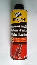 BARDAHL ADDITIVO PER PUNTERIE IDRAULICHE - Additivo dissolvente depositi 300ml