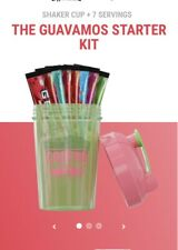 G Fuel Energy Shaker Starter Kit Guavamos Collectors Brand New Usps First Class
