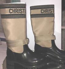 Dior D-major Boots 37 Eur Us 7