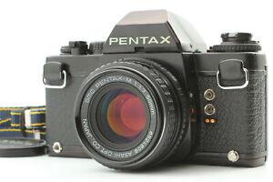 [Exc+5] Pentax LX 35mm SLR w/ SMC Pentax-M 50mm f1.7 lens From JAPAN