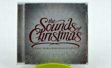 Sounds Of Christmas Music CD Saint Thomas More Music Ministry 14 Songs Sealed