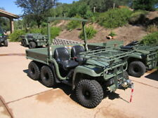 4 Sold! John Deere Military 6x4 Army Gator 4X4 Diesel Machine Ready To Work!