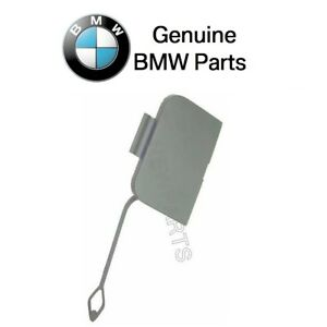 For BMW E46 323i 325ixi 330i 328i Front Tow Hook Cover Primered OES 51118213685
