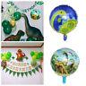 New Dinosaur Foil Balloons Helium Balloon Prehistoric Children's Birthday Party