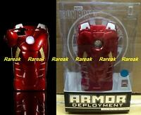 86Hero Marvel Ironman Case for iphone 5s / 5 Iron man Mark VII Led Armor #7