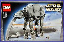 LEGO StarWars 4483 - AT-AT, black box - schwarze Edition - NEUWARE ungeöffnet