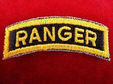 RARE ORIGINAL VIETNAM WAR U.S. ARMY RANGER SHOULDER PATCH TAP