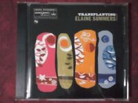 SUMMERS ELAINE- TRANSPLANTING (1997). CD.