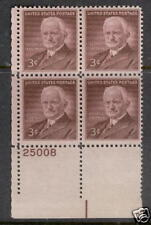 U.S.   #1062   3c  GEORGE EASTMAN  Plate Block, MNH