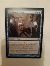MTG. MINDBREAK TRAP (3). ZENDIKAR. MYTHIC. MINT/NM. MAGIC