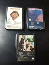 Pink Floyd 8 Track Tape Lot (Roger Waters, Psychedelic Rock, Classic Rock,...