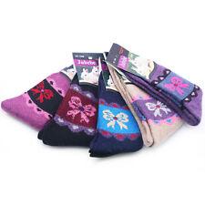 20 Pairs Women's Wool Socks Warm Angora Rabbit Blended Luxury Everyday Wholesale