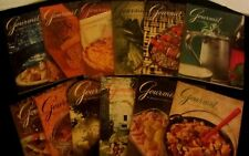 GOURMET MAGAZINE--1968--COMPLETE YEAR--12 ISSUES